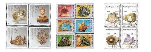 Briefmarken Kolnien Ireland Herm Island Guernsey Mauritius Eire Anguilla Ganzsache Grossbritanien