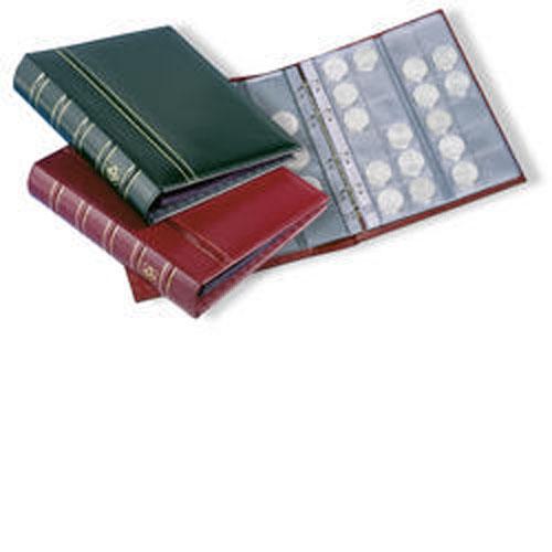 Leuchtturm   Coin albums, binders, sheets   coin album OPTIMA, in ...