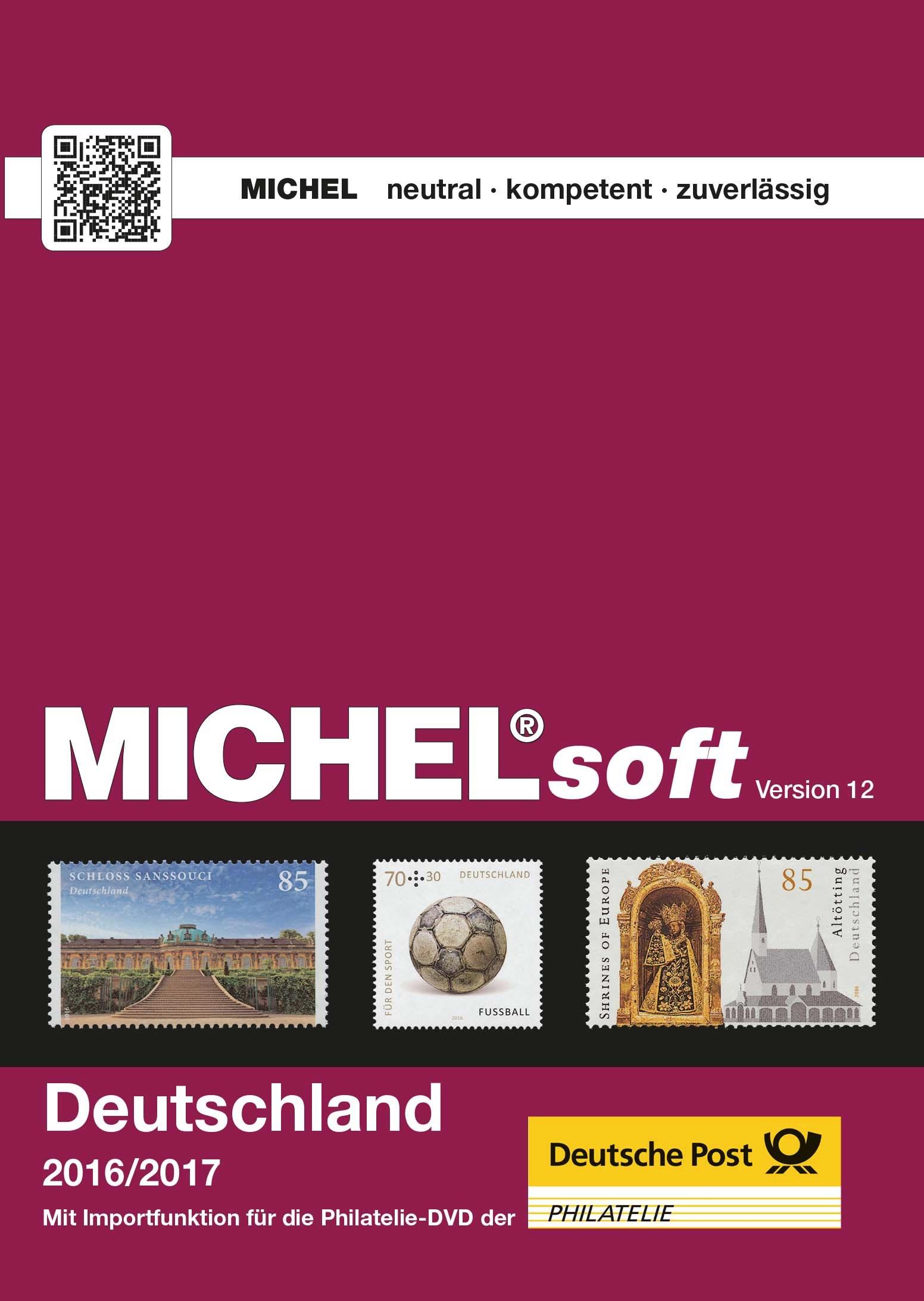 Michelschwaneberger Software Michelsoft Briefmarken Deutschland