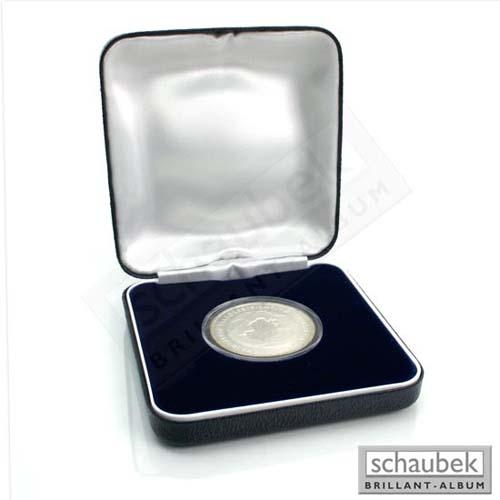 Schaubek Münzetuis Schaubek Numismatik Münzkollektion Münz Etui