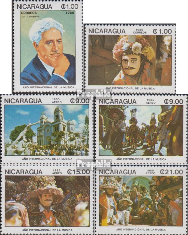 compl.edición Nuevo Con Goma Original 1985 Año El Mús Guinea-bissau Bloque 265