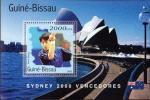 Stamps Guinea-bissau Block436 Postfrisch 2003 Gemälde