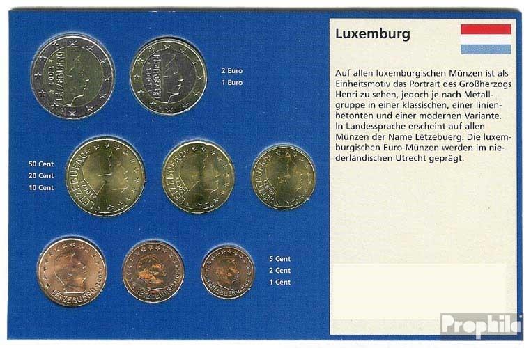 Europa Westeuropa Luxemburg 2002 Stglunzirkuliert
