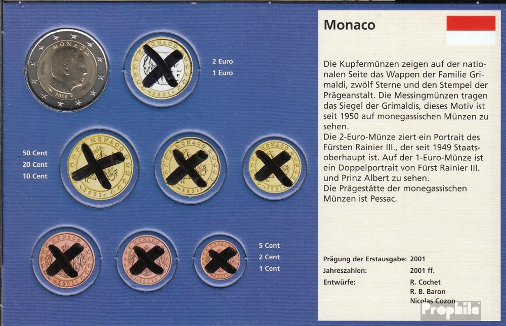 Europa | Südwesteuropa | Monaco | MON 9 2014 Stgl