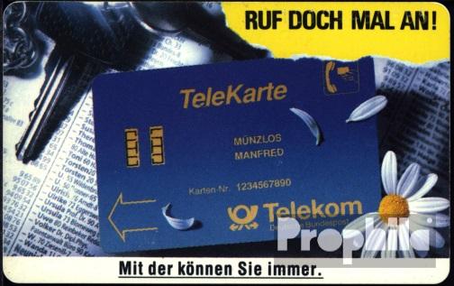 BRD P48 P 04//91 gebraucht 1991 Wolkenhimmel BR.Deutschland